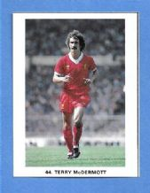 Liverpool Terry McDermott 24 (KKMM)